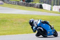 超级摩托车种族015 库存图片