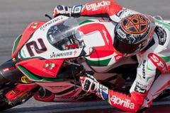 超级摩托车2011年 图库摄影