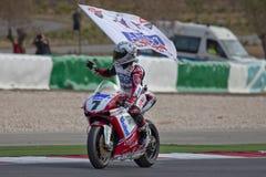 超级摩托车2011年 免版税库存图片