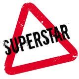 超级明星不加考虑表赞同的人 库存照片