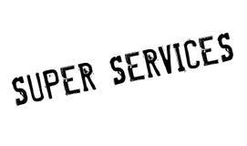 超级服务不加考虑表赞同的人 免版税库存照片