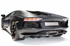 超级的汽车 免版税图库摄影