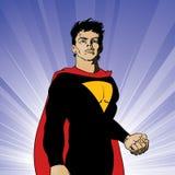 超级的英雄 免版税库存图片