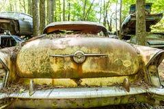 1956年超级的buick 库存照片
