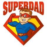 超级英雄人漫画人物 库存图片
