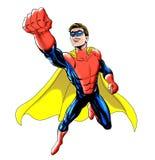 超级英雄 向量例证
