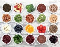 超级食物 免版税库存照片