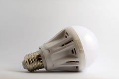 超级经济LED电灯泡 免版税库存照片