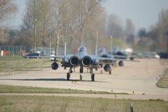 超音速军用喷气机战斗机 库存照片