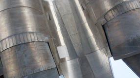 超音速航空器外部3 免版税库存照片
