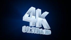 超4K HD 免版税库存照片