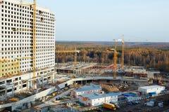 越南中心建造场所  免版税图库摄影
