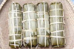 越南传统米糕 库存图片