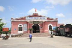 越南保大帝颐和园在大叻市 免版税库存图片