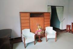 越南保大帝颐和园在大叻市 库存照片