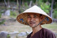 越南修士 图库摄影