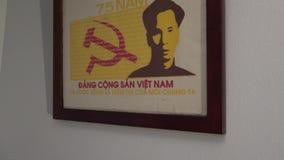 越南共产主义海报 影视素材