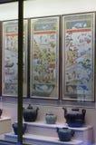 越南历史国家博物馆  免版税库存照片