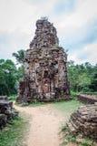 越南寺庙 免版税图库摄影