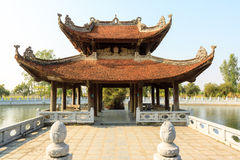 越南寺庙 图库摄影