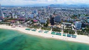 越南岘港市 库存图片