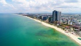越南岘港市 免版税库存照片