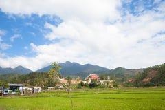 越南岘港风景 免版税库存图片