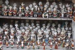越南木偶 免版税图库摄影