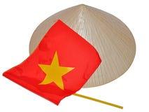 越南的标志。 免版税库存图片