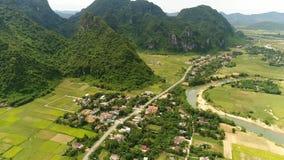 越南的航测 股票视频