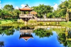 越南的艺术 库存照片