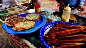 越南街道食物文化 免版税库存图片
