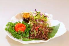 越南语切了干熏制的牛肉 免版税图库摄影