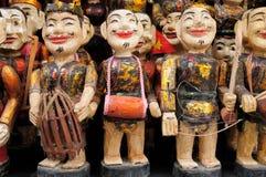 越南语的玩偶 免版税库存照片