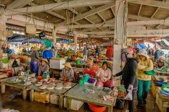 越南-会安市 库存照片
