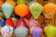越南-会安市 免版税图库摄影