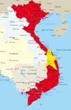 越南 向量例证