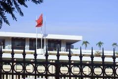 越南` s宫殿 免版税库存图片