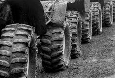 越野轮胎 免版税图库摄影