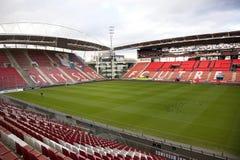 足球俱乐部乌德勒支足球会体育场在荷兰 图库摄影