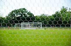 足球净额 库存图片