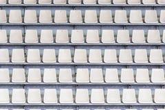足球场的空的论坛 库存照片