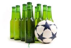 足球小组 免版税库存照片