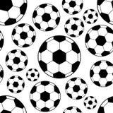 足球样式 库存图片