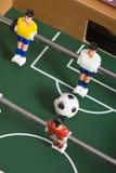 足球桌面 库存图片