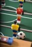 足球桌面 免版税库存照片