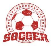 足球设计-葡萄酒 库存图片