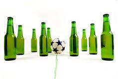 足球赛 库存照片