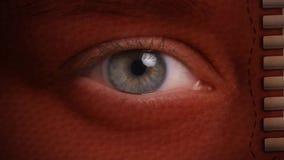 足球迷眼睛4K