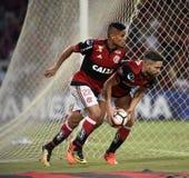 足球-巴西 库存图片